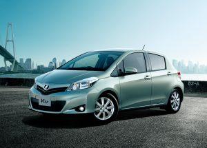 rent a car mauritius island - Toyota Vitz