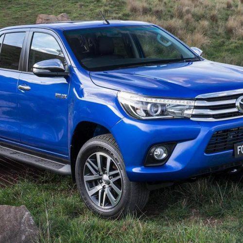 car rental mauritius - 2016 Toyota Hilux