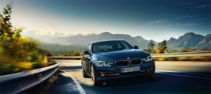 car rental mauritius - BMW 3 series