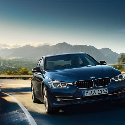 car rental mauritius - BMW 3 series