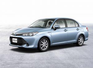 rent a car mauritius island - Toyota Axio
