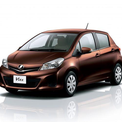 rent a car mauritius island - vitz