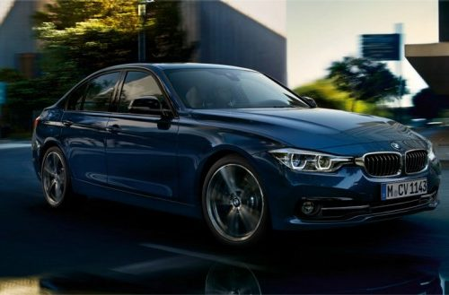 rent a car mauritius island - BMW 3 series