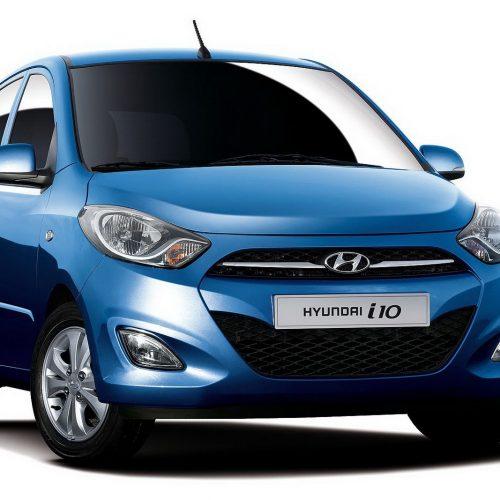 rent a car mauritius island - hyundai i10