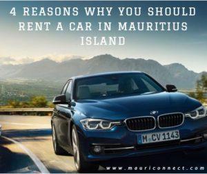 rent a car mauritius island - bmw