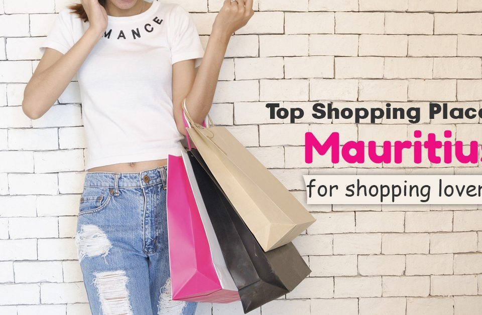 car rental mauritius - famous shopping destinations